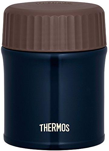 サーモス 真空断熱フードコンテナー 0.38L ネイビー