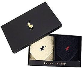 ラルフローレン ハンカチ ギフトセット D (Polo Ralph Lauren)【ハンカチ メンズ 人気 ギフト】