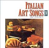 イタリア歌曲集(4)古典歌曲集4