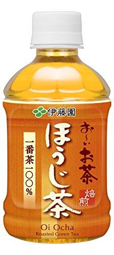 おーいお茶 一番摘みほうじ茶 ペット 280mlx24本