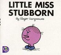 Little Miss Stubborn (Little Miss Library)