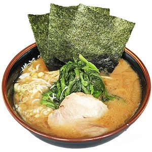 横浜ラーメン 侍 (さむらい) 2食 (横浜 家系 ご当地ラーメン) -