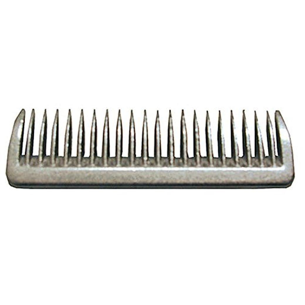 無限大シエスタ常習的Intrepid International Aluminum Pulling Comb [並行輸入品]