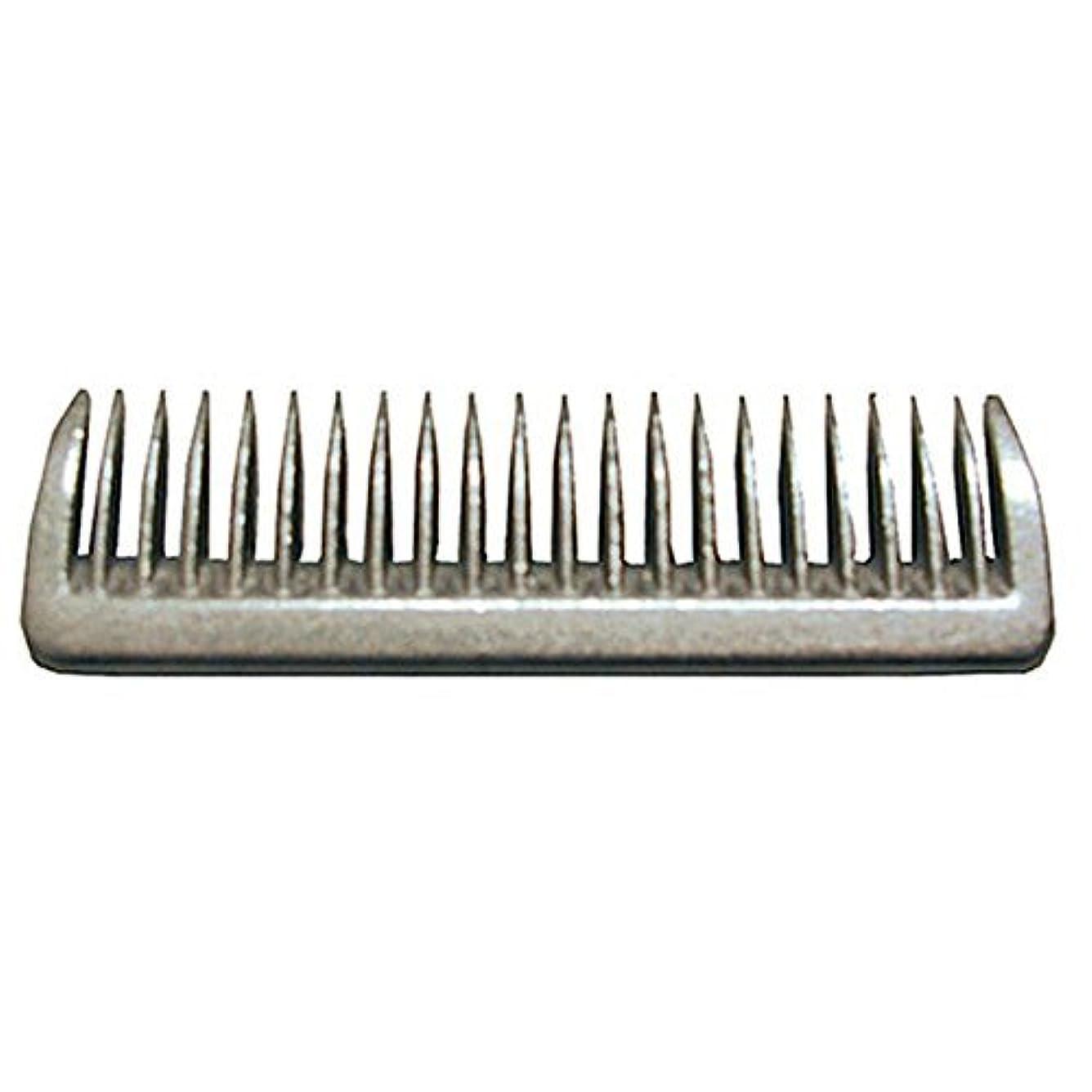 どっちでもさびたに頼るIntrepid International Aluminum Pulling Comb [並行輸入品]
