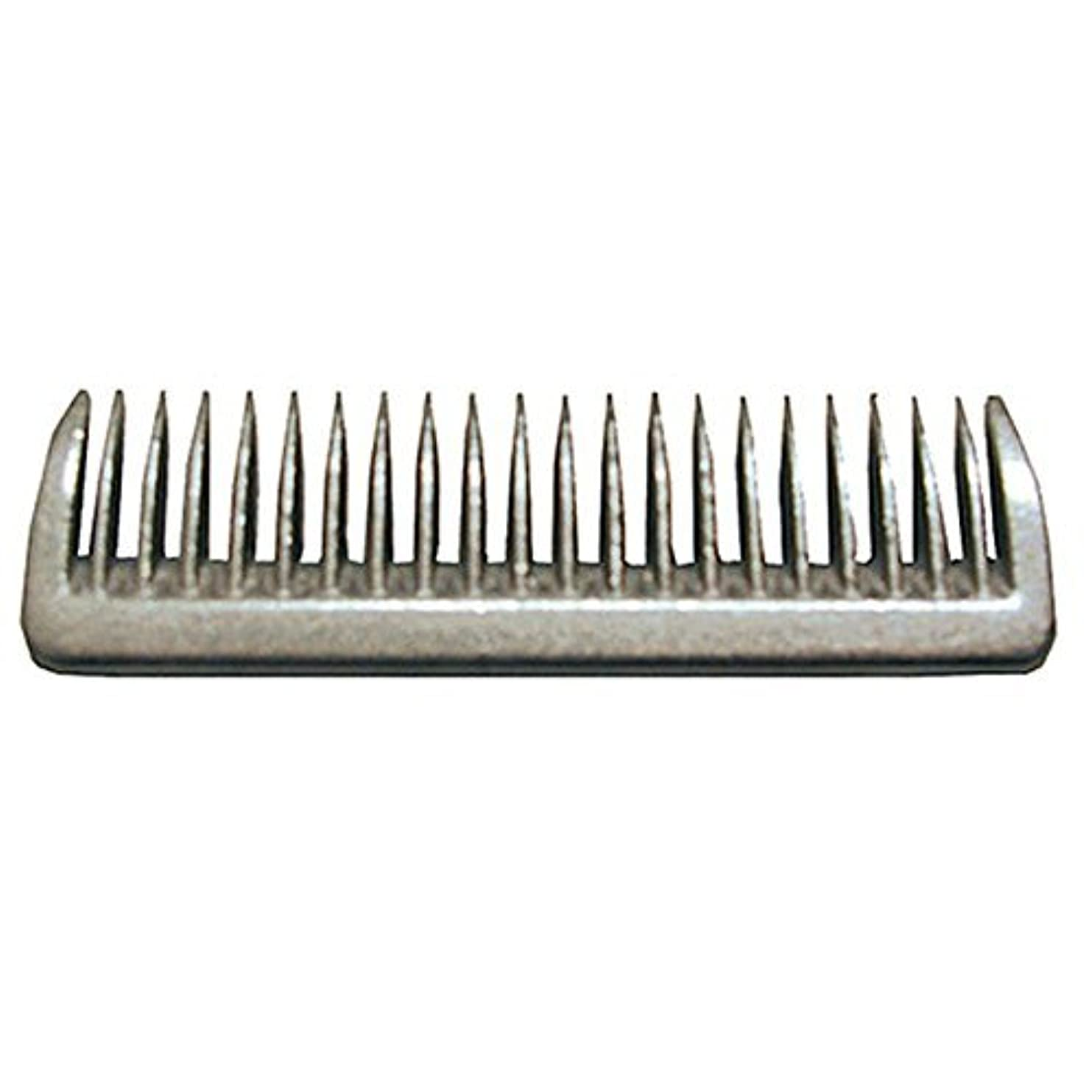 貝殻赤半島Intrepid International Aluminum Pulling Comb [並行輸入品]
