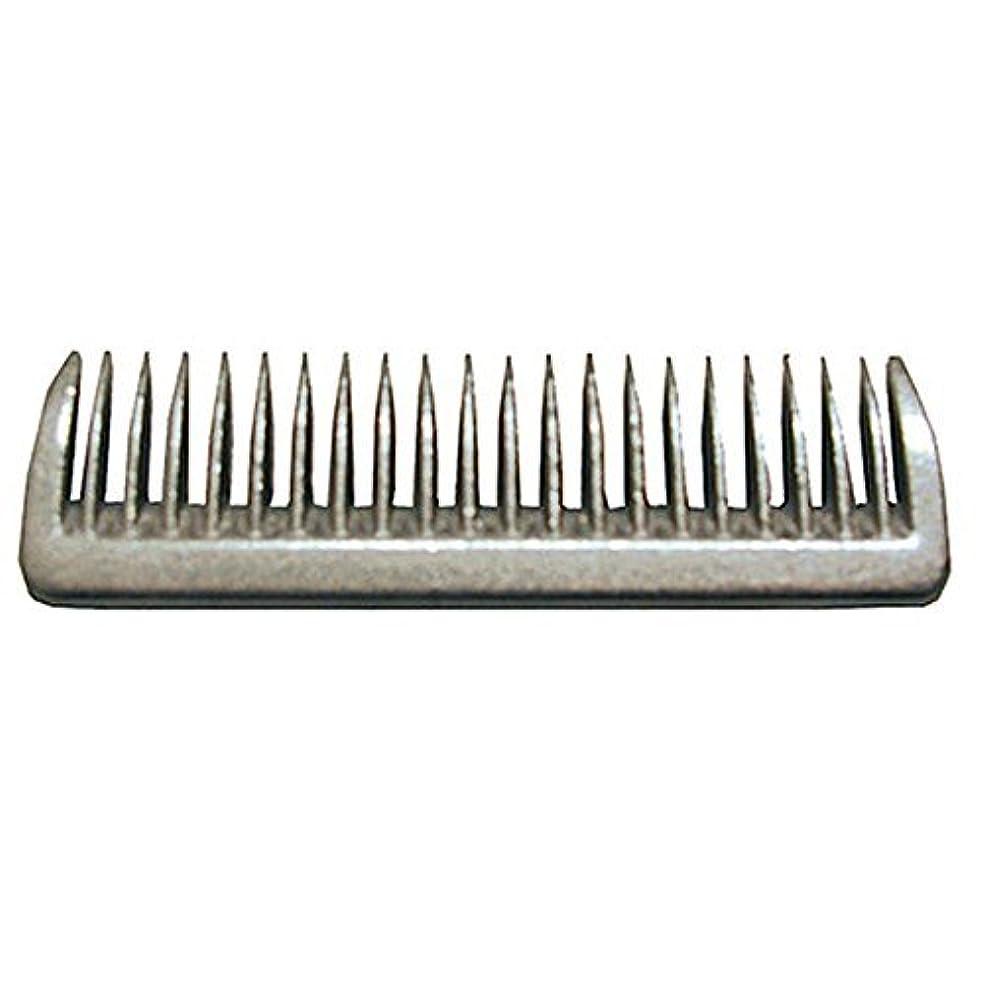 不屈火山学者いくつかのIntrepid International Aluminum Pulling Comb [並行輸入品]