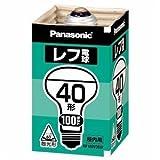 パナソニック レフ電球 100V 40W形 口金E26 [10個セット] RF100V36W/D-10SET