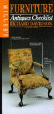 Download Miller's Antique Checklist: Furniture (Miller's Antiques Checklist) 085533889X