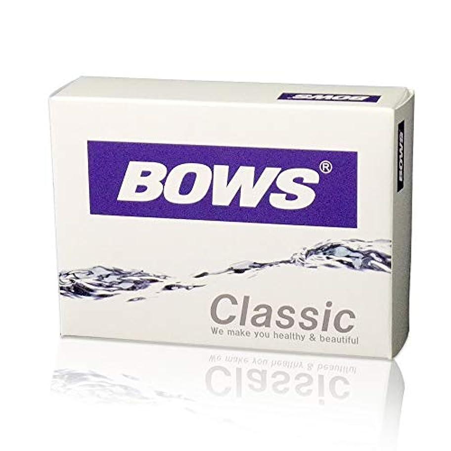 試してみる魅力的であることへのアピール機械BOWS Classic(ボウス クラシック) 90g (30包)