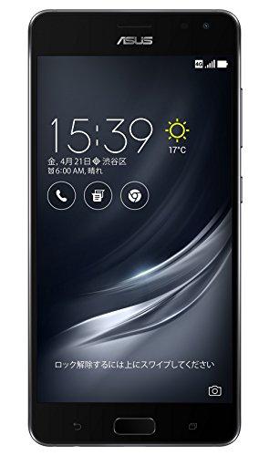 ASUS ZenFone AR SIMフリースマートフォン (ブラック/5....