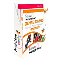 Newmark Learning NL4705 Instant Workstations: Genre Studies with 30 Paired Passages Gr. 3 [並行輸入品]