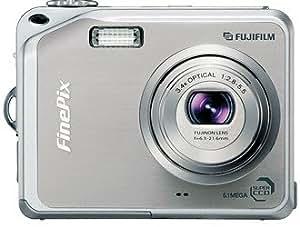 FUJIFILM デジタルカメラ FinePix V10 シルバー