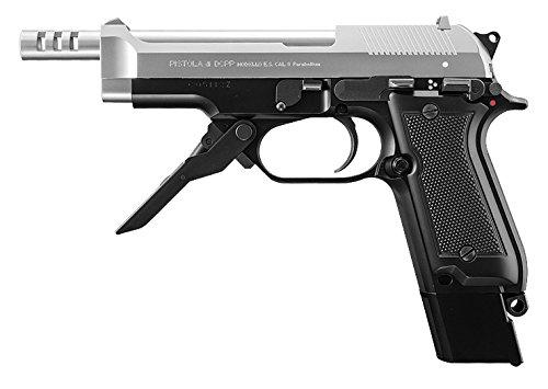 東京マルイ M93R SILVER SLIDE 18歳以上電動ハンドガン