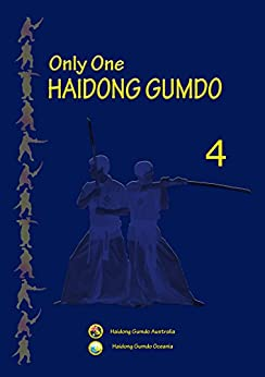 Only One HAIDONG GUMDO-4 (Yedo Gum Bup1 Beon-9Beon) by [KIM, JASON, OH, JUNG IL]