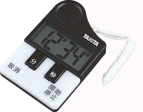 タニタ『デジタルタイマー メロディータイマー(TD-382)』