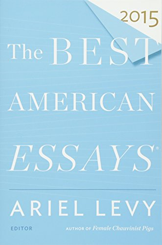 The best american essays 2015 the best american series