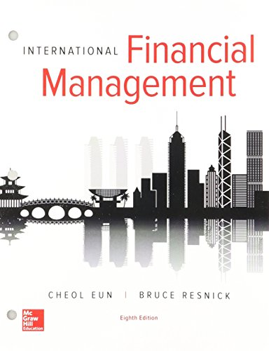 Download GEN COMBO LOOSELEAF INTERNATIONAL FINANCIAL MANAGEMENT; CONNECT ACCESS CARD 1260149560