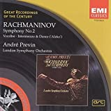 ラフマニノフ:交響曲第2番(完全全曲版) 画像
