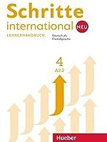 Schritte International neu: Lehrerhandbuch A2.2