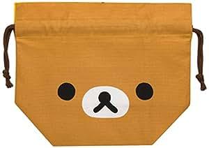 サンエックス ランチ巾着 リラックマ CT97601