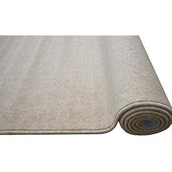baec24a21831 Amazon 4.5畳 カーペット ウール 絨毯 じゅうたん 防炎 防音ト 4.5帖 ...
