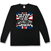 セックスピストルズ Sex Pistols メンズ レディース ユニセックス 長袖Tシャツlsbk00370