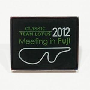 TEAM LOTUS ジャパンロータスデー ピンバッヂ01 LOT-PIN-JLD01