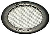 三栄水栓 【バス排水口用のメッシュガード】 ゴミガード100 PH95-100