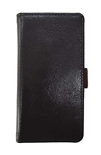 【Yoco Joy】 Xperia Z Ultra SOL24 au 専用本革 レザー ケース カバー 手帳型 横 2つ折り 通販 ブランド 保護フィルム付き!鏡無し