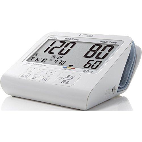 シチズン 電子血圧計 CHUR901...