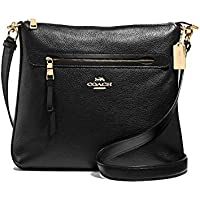 Coach Mae Crossbody Pebble Leather Bag