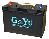 G&Yu [ ジーアンドユー ] 国産車バッテリー [ キャンピング・マリンレジャー ] SMF 31-870