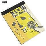 エリートバナナ バナ夫[メモ帳]ミニミニメモ【10197(ゴールデンラベル) 】