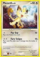 Pokemon - Meowth (106) - Legends Awakened - Reverse Holo