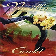 Gackt「Vanilla」のジャケット画像