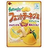 ブルボン フェットチーネグミ (レモン味) 50g×30(10×3) 個入×(2ケース)