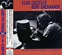Painted From Memory (Limited Edition) by Elvis/Burt Bacharach Costello (2000-05-16)