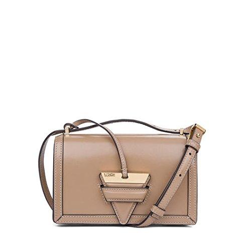 LOEWE(ロエベ) Barcelona Small Bagショルダーバッグ [並行輸入品] (ミンク)