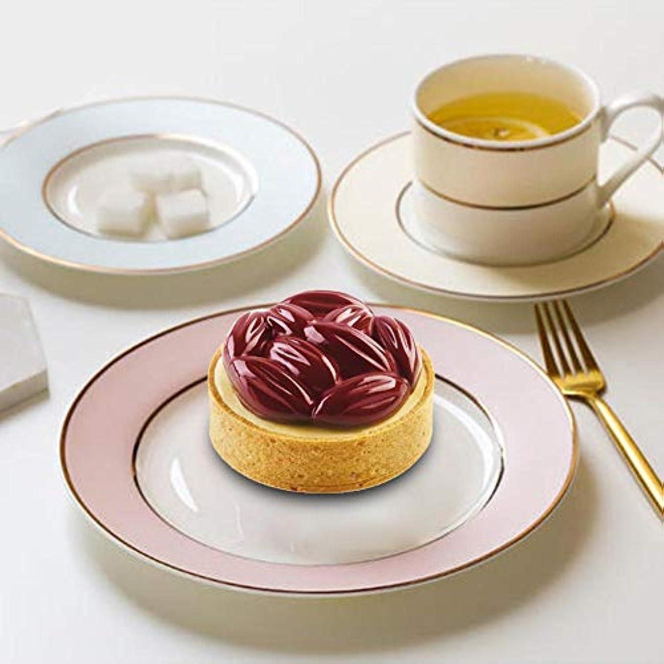 凍結洞察力噴出するシリコンケーキ型タルトリングチョコレートマフィン   デザートデコレータベーキングデコレーションツール