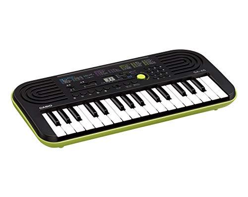 CASIO(カシオ)『32ミニ鍵盤電子キーボード(SA-46)』