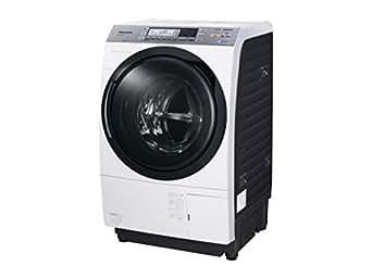 Panasonic ドラム式洗濯乾燥機 左開き 10kg クリスタルホワイト NA-VX8500L-W