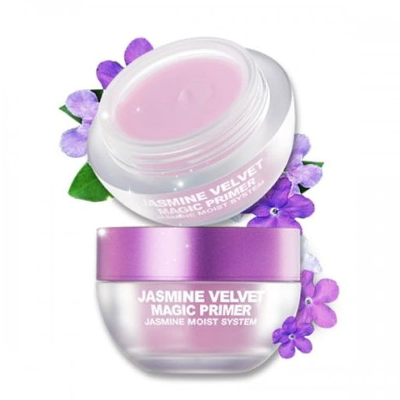 冷淡なあそこグラフ【BRTC/非アルティ時]Jasmine Velvet Magic Primer/ぽっかり空いた毛穴なめらか卵肌に仕上げ!/BRTCジャスミンベルベットマジックプライマー30ml(海外直送品)