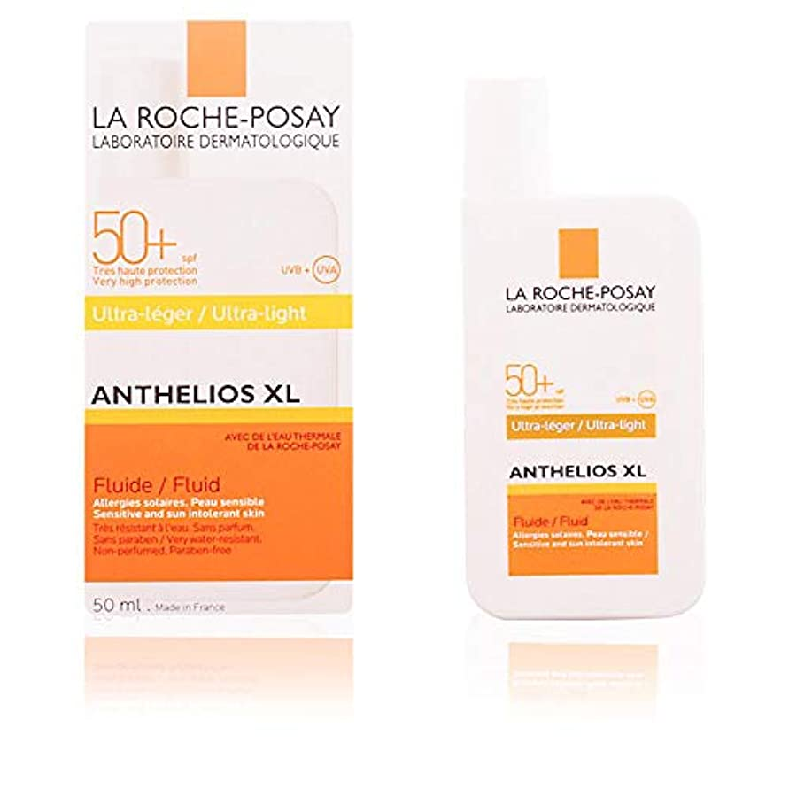 浸漬光沢のある許容できるラ ロッシュ ポゼ La Roche-Posay(ラロッシュポゼ) 【敏感肌用日やけ止め乳液】 アンテリオス XL フリュイド SPF50+/PA++++ 単品 50mL