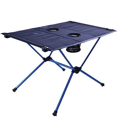 Helinox (ヘリノックス) Table one テーブル ワン ブラック×ブルー (並行輸入品)