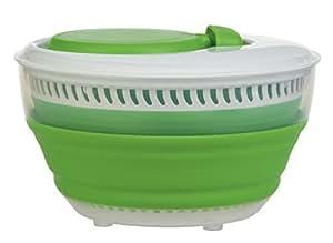 リッチェル 野菜水切り器 プログレッシブ サラダスピナー 10CSS2