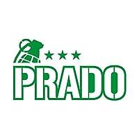 ミリタリー PRADO プラド カッティング ステッカー グリーン 緑