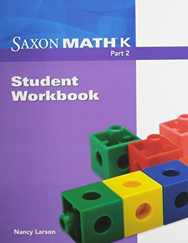 Download Saxon Math K 1600325688