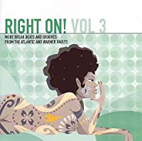 Vol. 3-Right on! [12 inch Analog]