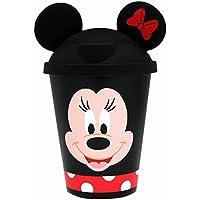蓋付き 顔 タンブラー ( ミニー マウス ) ディズニー ドリンク ボトル カップ コップ キッチン 用品 ( リゾート限定 グッズ お土産 ) minnie
