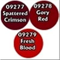 マスターシリーズPaints : Gory Reds Triad